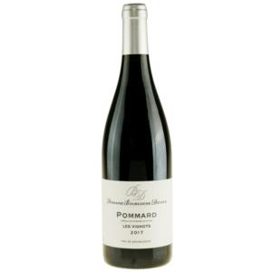 Domaine Bourgogne-Devaux Pommard Les Vignots 2017