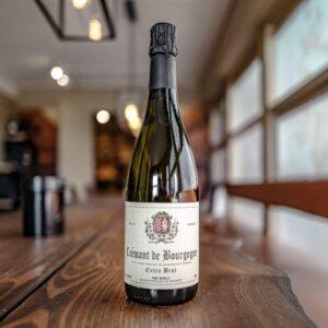 Domaine Paul Nicolle Crémant de Bourgogne Blanc de Noirs Extra Brut NV