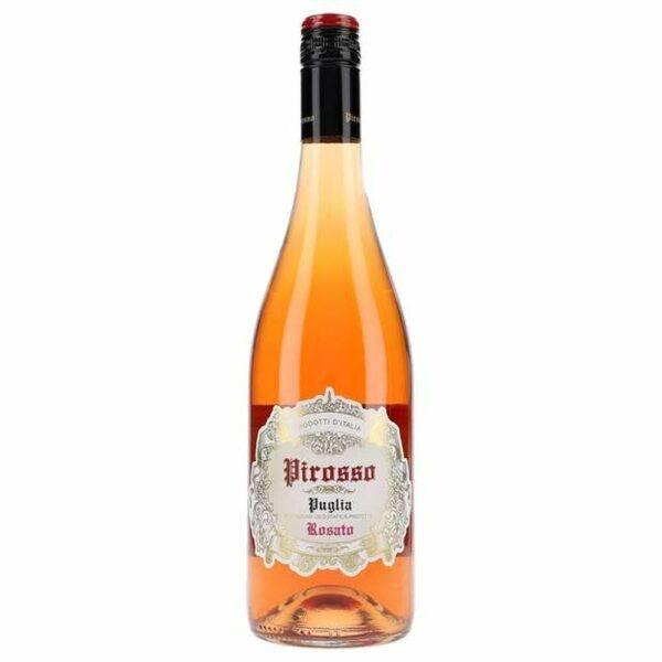 Pirosso Puglia Rosato 12% 0,75 Ltr