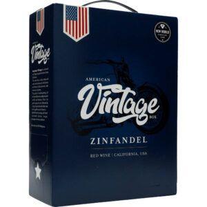 American Vintage Zinfandel 14,5% 3 ltr.