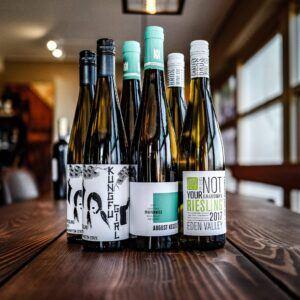 Den Sidste Flaske x Vin For Begyndere Would Tour Riesling Kasse