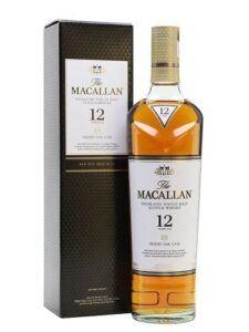 Macallan Sherry Oak 12 YO Highland Single Malt FL 70