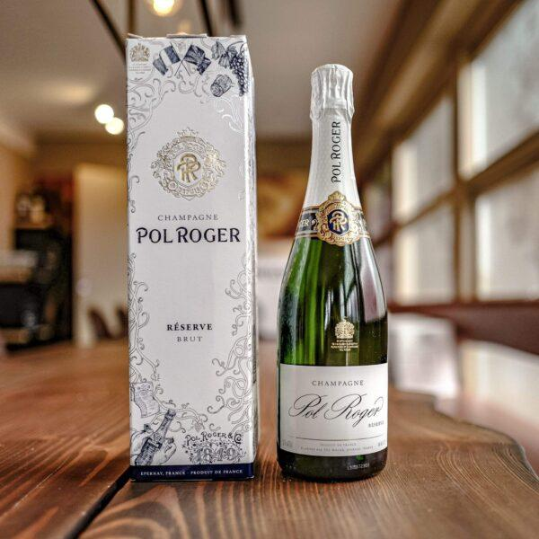 Pol Roger Réserve Brut Champagne