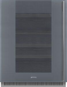 Smeg Linea vinkøleskab CVI138LS3 (sølv)