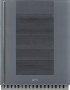 Smeg Linea vinkøleskab CVI138RS3 (sølv)