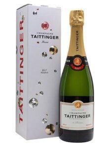 Taittinger Champagne Brut Reserve (GB) 0,75 ltr