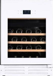 Temptech Elegance vinkøleskab EX60DRW (hvid)