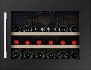 Temptech Oslo vinkøleskab OZ45SB (sort)