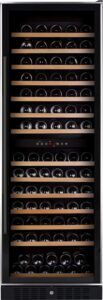 Temptech Premium vinkøleskab WP180DCB (sort)