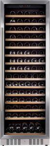 Temptech Premium vinkøleskab WP180SCS (rustfrit stål)