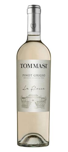 Tommasi, Vigneto le Rosse Pinot Grigio 2017 0,75 ltr
