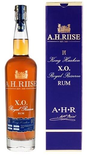 A.H. Riise X.O. Kong Haakon Royal Reserve - 42% 70.cl