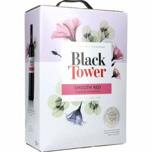 Black Tower Smooth Red 12% 3 Ltr