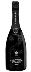 Bollinger Champagne 2011 - 007 Grand Cru Limited Edition