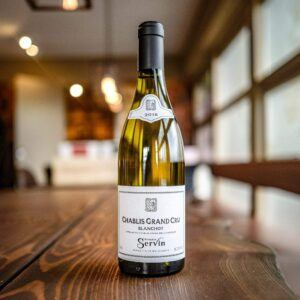 Domaine Servin Chablis Grand Cru 'Blanchot' 2018