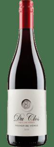 Du Clos Rocher Vieilles Vignes 2019 Gavin Crisfield