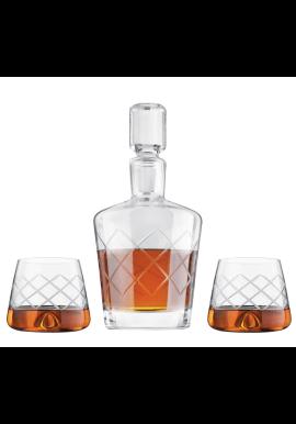 Final touch durashield whisky decanter sæt
