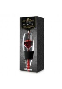 Håndholdt vililter fra magic wine decanter