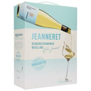Jeanneret Gewurztraminer/Riesling 12% 3L BIB
