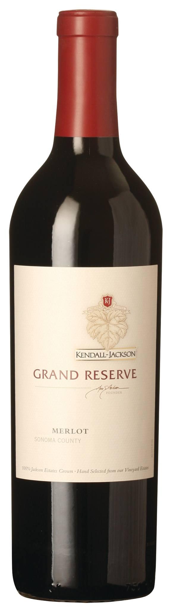 Kendall-Jackson Estates - Grand Reserve Merlot 2012