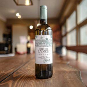 Michel Lynch Nature Bordeaux Blanc 2019