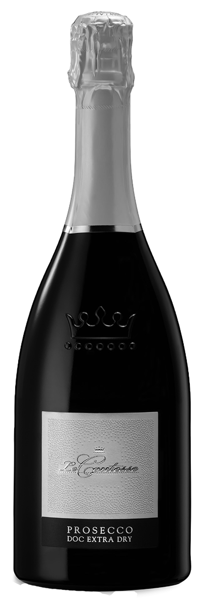 Prosecco Extra Dry Elegance - Le Contesse 75 cl.