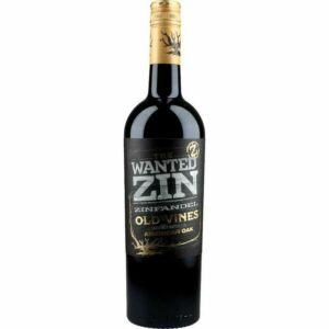 The Wanted Zin Zinfandel 14,5 % 0,75 Ltr.