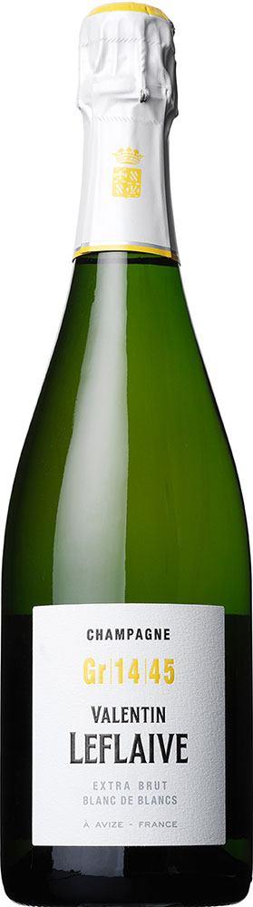 Valentin Leflaive Champagne Extra Brut Blanc de Blanc