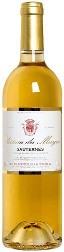 Château du Mayne Sauternes 2018 0,75 ltr