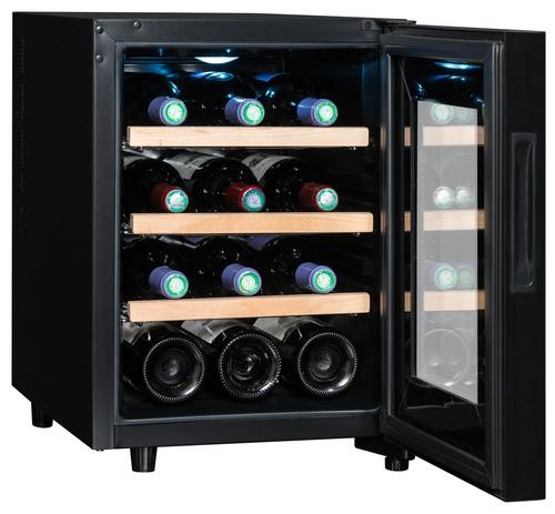 Climadiff CC12 Vinkøleskab - Sort