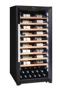 Climadiff Cpf100b1 Vinkøleskab - Sort