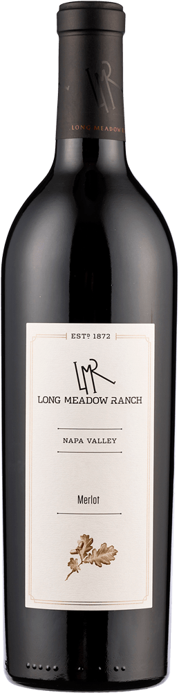Long Meadow Ranch 2015 Merlot Napa Valley Estate