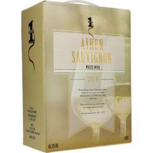 No.1 White Wine Spain 12% 3 ltr.