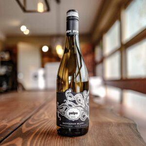 Pagos del Rey Pulpo Sauvignon Blanc 2020
