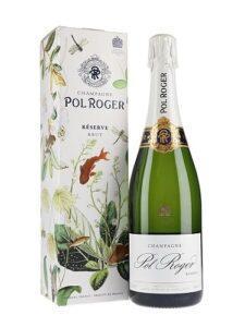 Pol Roger Champagne Brut Réserve 0,75 ltr
