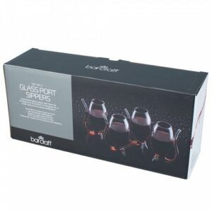 Portvin Sippers, BarCraft 90 ml (4 stk.)
