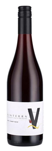 Vinterra, Pinot Noir, Waipara 2019 0,75 ltr