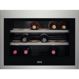 AEG KWE884520M - Fritstående vinkøleskab