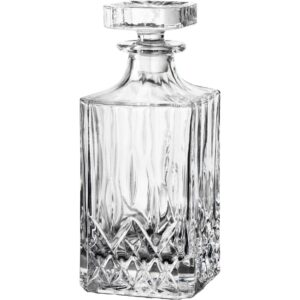Aida Harvey glaskaraffel med låg 70 cl., klar