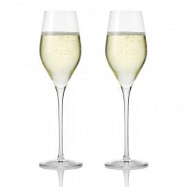 Aida Passion Connoisseur champagne 2 stk 26,5 cl -15604 - VAREN ER UDGÅET