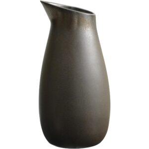 Aida RAW vandkaraffel metallisk brun 1,2 L.