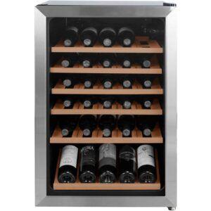 Cavin Polar Collection 50 Fritstående Vinkøleskab, 29 flasker