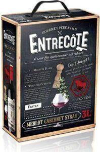 Entrecote Merlot Cabernet 3 L
