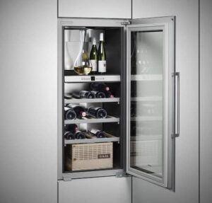 Gaggenau vinkøleskab - 64 flasker - 123 cm DEMO