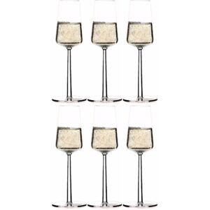 Iittala Essence champagneglas, 6 stk.
