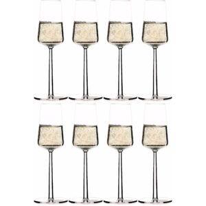 Iittala Essence champagneglas, 8 stk.