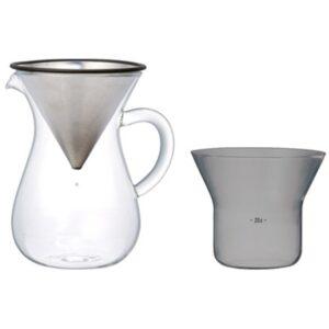 Kinto SCS Kaffe karaffel sæt 300ml