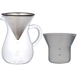Kinto SCS Kaffe karaffel sæt 600ml