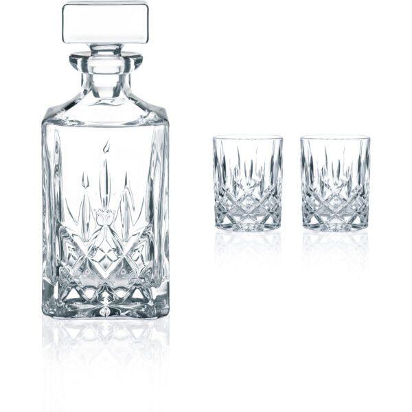 Nachtmann Noblesse Karaffel med 2 Glas