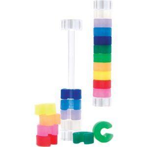 Pulltex Farvekode til vinglas 10 stk.